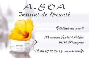 A-SOA Institut de Beauté Mauguio