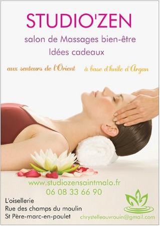 massages aux huiles d'argan